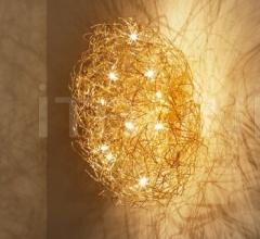 Настенный светильник Fil de Fer Ovale 12V фабрика Catellani & Smith
