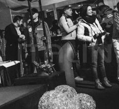 Напольный светильник Fil de Fer 12V фабрика Catellani & Smith