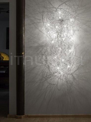 Настенный светильник Fil de Fer Cascata Catellani & Smith