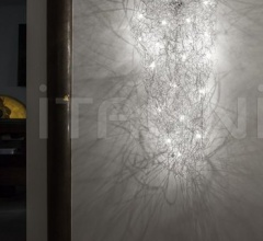 Настенный светильник Fil de Fer Cascata фабрика Catellani & Smith
