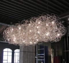 Подвесной светильник Fil de Fer Nuvola фабрика Catellani & Smith