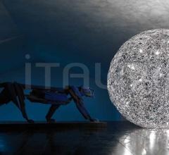 Напольный светильник Fil de Fer LED фабрика Catellani & Smith