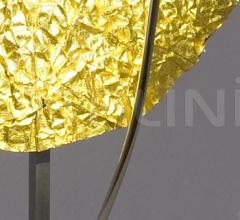 Настольный светильник Gold Moon фабрика Catellani & Smith