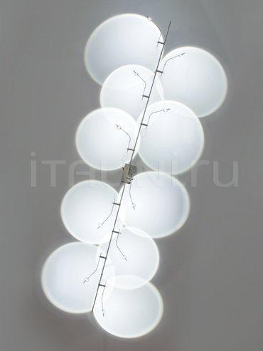 Настенный светильник Wa Wa 6-8-10 Catellani & Smith