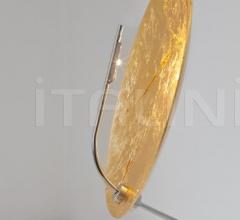 Настольный светильник Luna LED фабрика Catellani & Smith