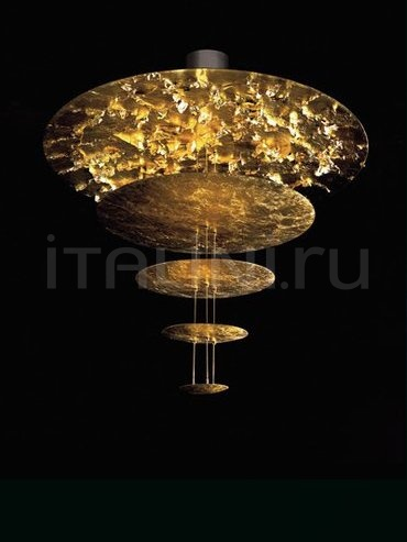 Подвесной светильник Macchina della Luce D Catellani & Smith