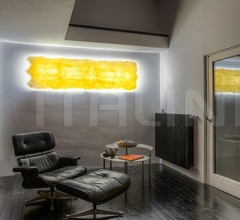 Настенный светильник PostKrisi 0071 FLUO фабрика Catellani & Smith