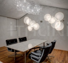 Настенный светильник Wa Wa 6-8-10 фабрика Catellani & Smith