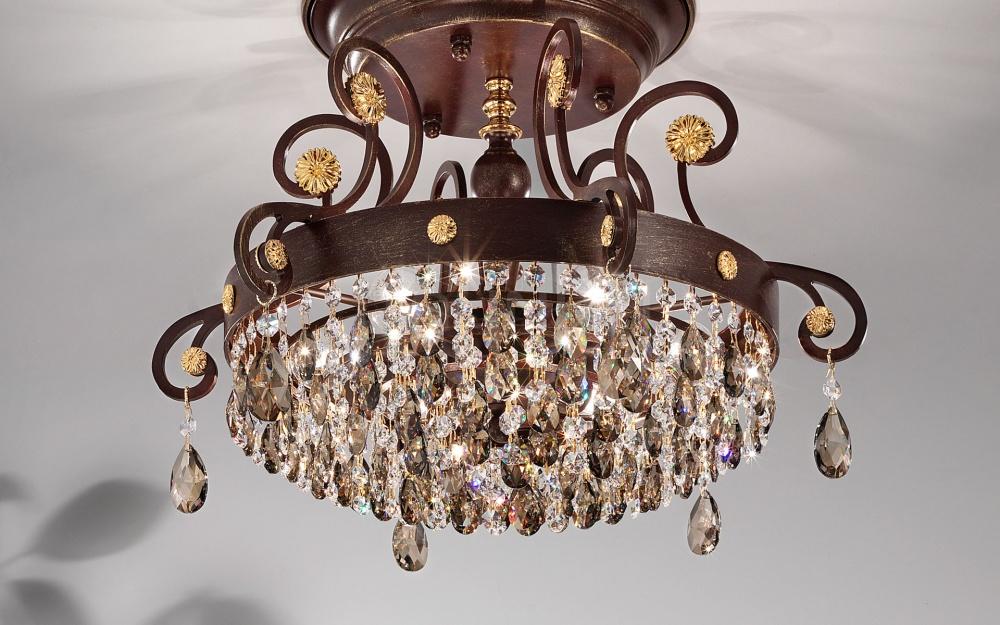 Потолочный светильник ALLURE PL6 Masiero