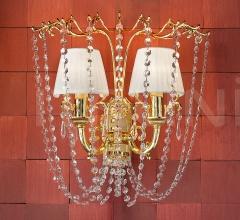 Настенный светильник AGGHI A2 G03 фабрика Masiero