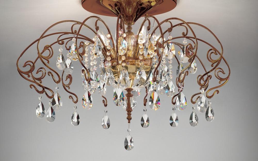 Потолочный светильник CURLI PL5 Masiero