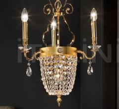 Подвесной светильник ELEGANTIA 3+1 фабрика Masiero