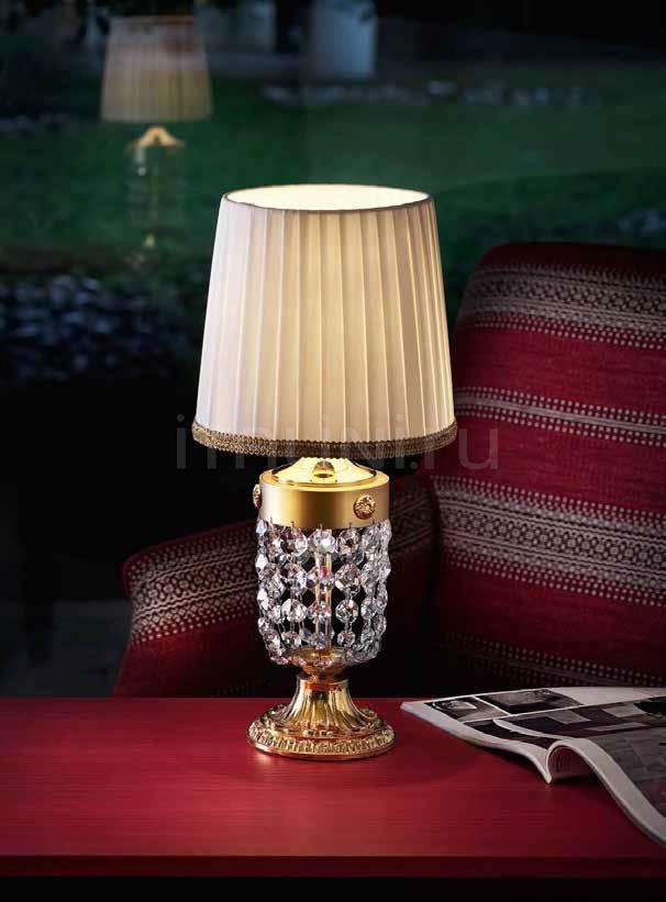 Настольный светильник ELEGANTIA TL1P Masiero