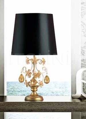 Настольный светильник FIORE DI FOGLIA TL1 G Masiero