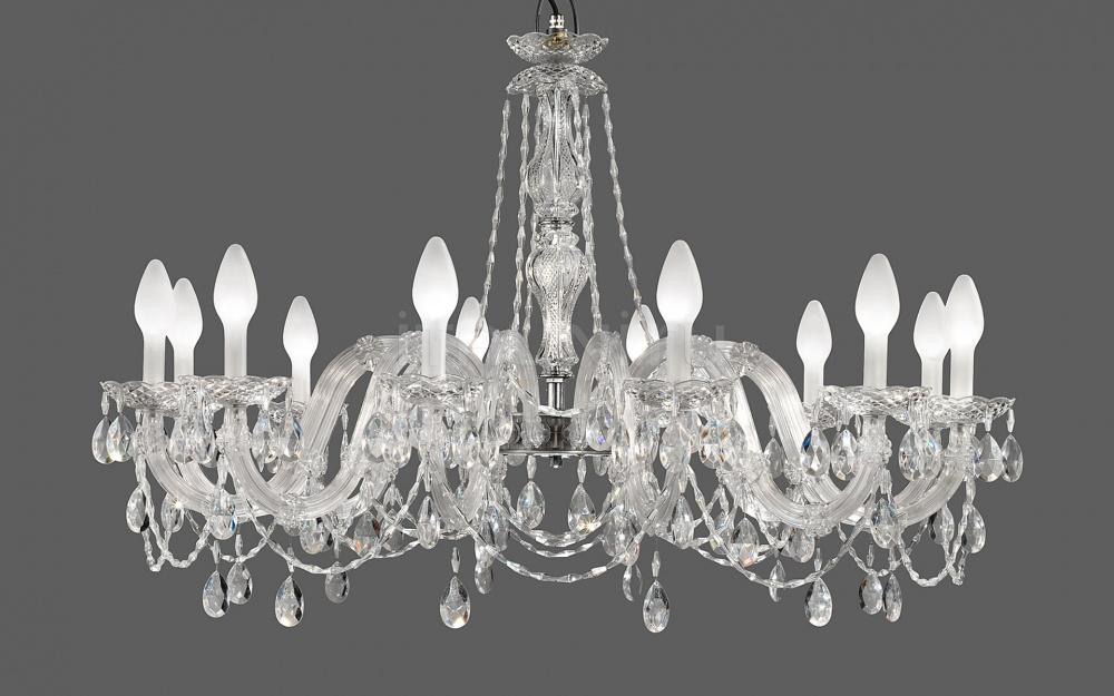 Люстра Drylight S12 Masiero