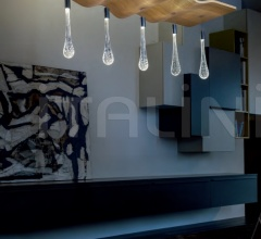 Подвесной светильник RIPPLE S фабрика Masiero