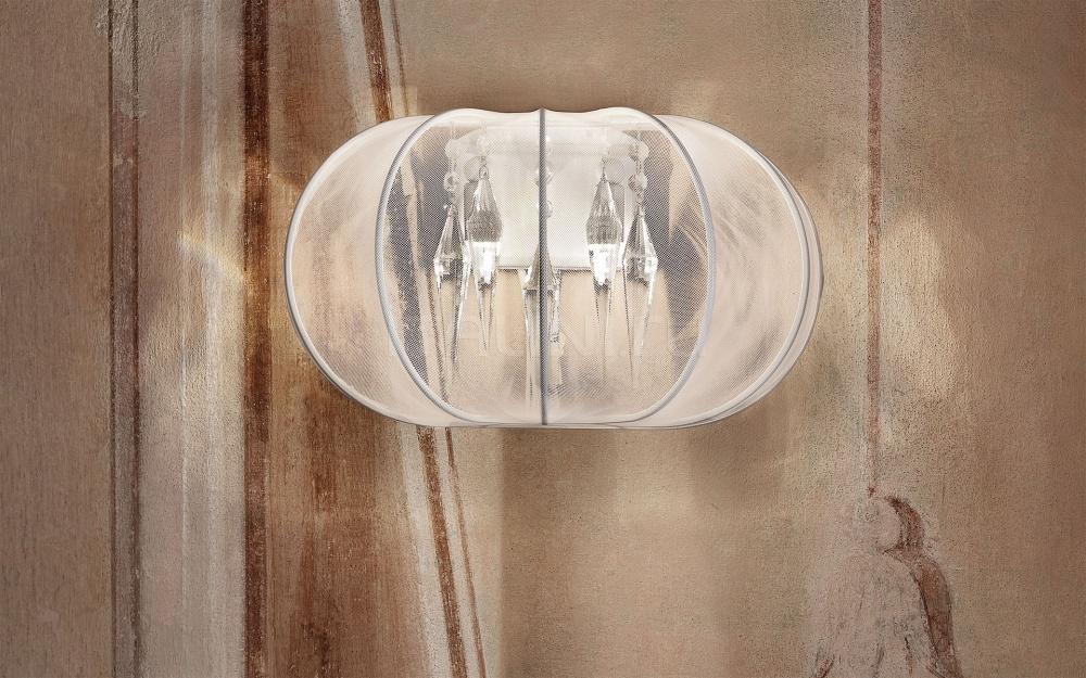Настенный светильник TESSUTI SPHERE A2 Masiero