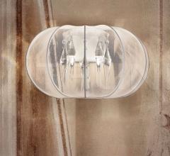 Настенный светильник TESSUTI SPHERE A2 фабрика Masiero