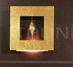 Настенный светильник KLOK LED A1 SQ фабрика Masiero