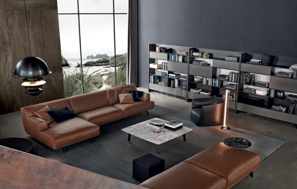 Модульный диван Tribeca Poliform