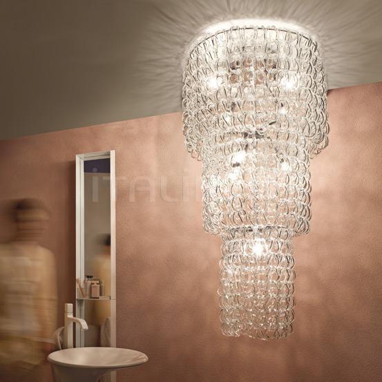 Потолочный светильник GIOGALI PL CA3 Vistosi