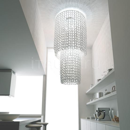 Потолочный светильник GIOGALI PL CA2 Vistosi