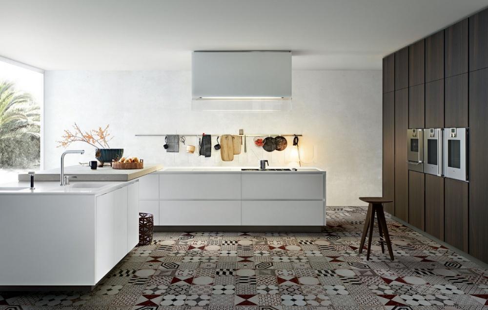 Кухня Matrix Varenna Poliform