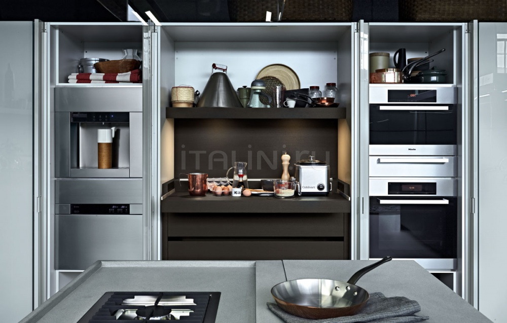 Кухня Minimal Varenna Poliform