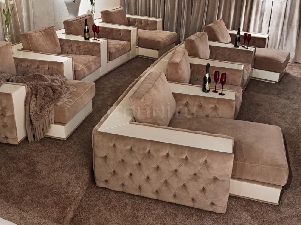 Модульный диван Lumiere IPE Cavalli (Visionnaire)