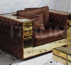 Кресло Magnolia Capitonne фабрика IPE Cavalli (Visionnaire)
