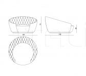 Кресло Agon Big IPE Cavalli (Visionnaire)