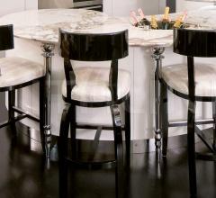 Барный стул Ariman фабрика IPE Cavalli (Visionnaire)