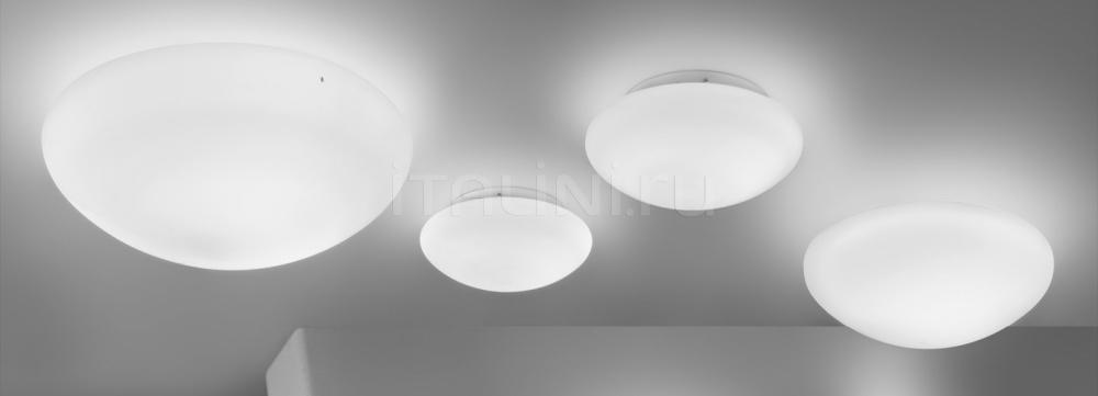Потолочный светильник BIANCA Vistosi