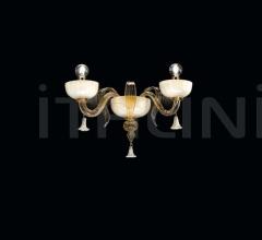 Настенный светильник Soffio 1524/A2 D BLAV.AV фабрика Sylcom