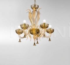 Подвесной светильник Soffio 1520/5 D FU.ORO фабрика Sylcom