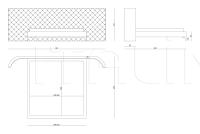 Кровать Pitti Bed IPE Cavalli (Visionnaire)