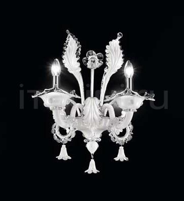 Настенный светильник Soffio 1377/A2 Sylcom