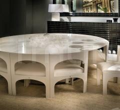 Круглый стол Coliseum фабрика IPE Cavalli (Visionnaire)