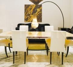 Стол обеденный Kudrun фабрика IPE Cavalli (Visionnaire)