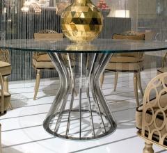 Круглый стол Solstice фабрика IPE Cavalli (Visionnaire)