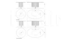 Стол обеденный Tilmun IPE Cavalli (Visionnaire)