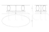 Кофейный столик Wiggins IPE Cavalli (Visionnaire)