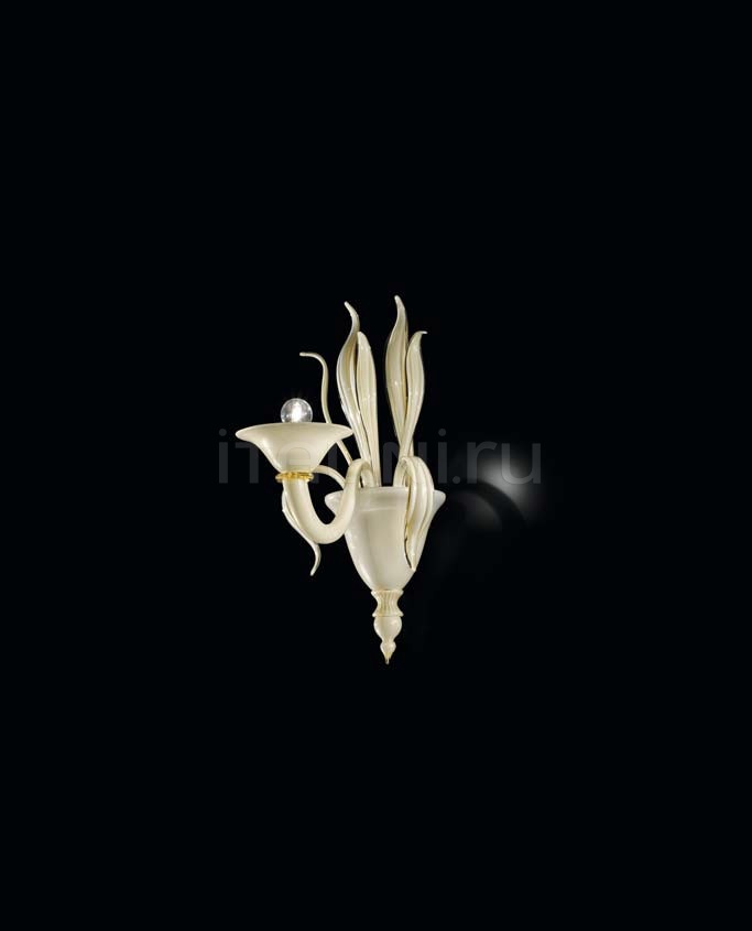 Настенный светильник Soffio 1432/A1 D AV Sylcom