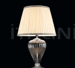 Настольный светильник Soffio 1462/52 K CR + TOP 1462/52 ARG фабрика Sylcom