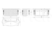 Барная стойка Versailles IPE Cavalli (Visionnaire)
