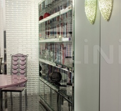 Книжный стеллаж Megara фабрика IPE Cavalli (Visionnaire)