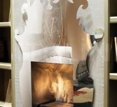 Книжный стеллаж Saraph фабрика IPE Cavalli (Visionnaire)