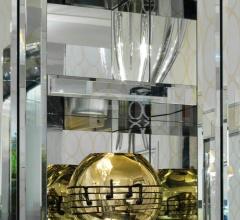 Книжный стеллаж Speyer фабрика IPE Cavalli (Visionnaire)