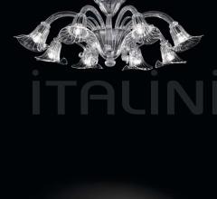 Потолочный светильник Soffio 1480/8 K CR фабрика Sylcom