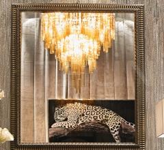 Настенное зеркало Audrey фабрика IPE Cavalli (Visionnaire)